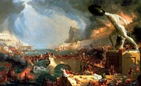 THOMAS_COLE-The_Course_of_Empire_Distruction-1836